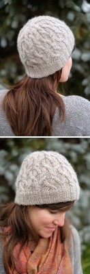 Cumbria Yarn/ Free Seathwaite Hat Pattern/ Scarfell Pike